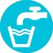 camping borne eau potable