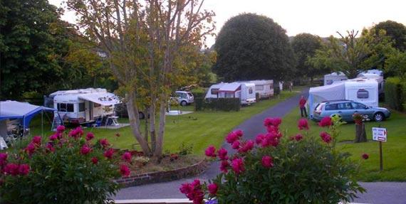 camping sainte claire