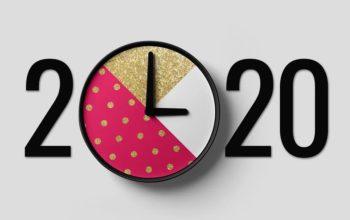 L'équipe du Camping Sainte-Claire vous souhaite une bonne année 2020 !