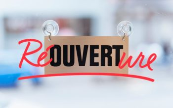 RE OUVERTURE   RESTAURANT